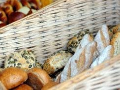 We make a variety of breads and bread rolls daily