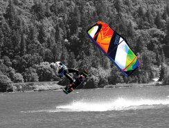 kiteboarding lessons in Cape Town