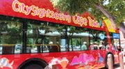 Sightseeing in Cape Town's Red City Tour Bus