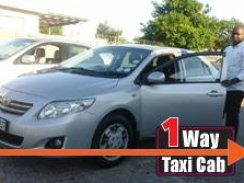 1Way Taxi Cab Cape Town for shuttle services & Taxi Tours