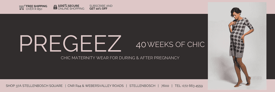 Pregeez maternity wear and fashion