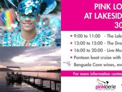 Pink Loerie Event at Lakeside Lodge & Spa