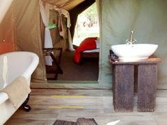 Tented Accommodation Harties