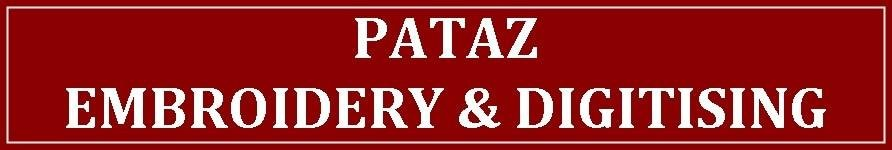 Pataz Embroidery and Digitising