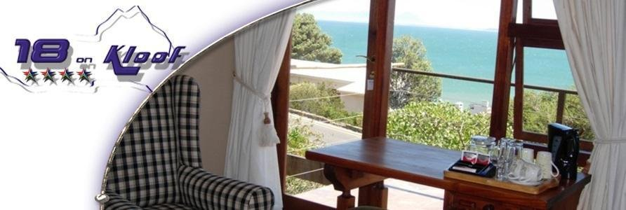 18 on Kloof B & B | Gordons Bay