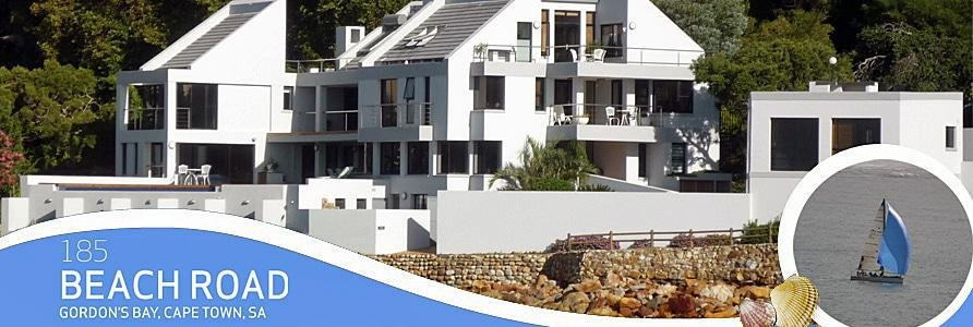 185 Beach Rd Boutique Apartments Gordons Bay