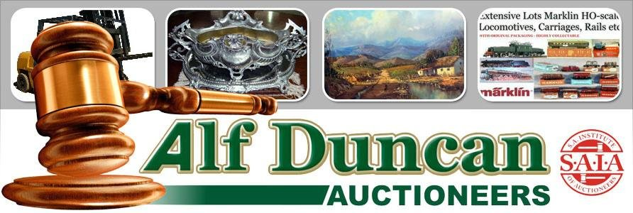 Alf Duncan Auctioneers