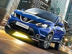 The All-New Nissan Qashqai Gordons Bay
