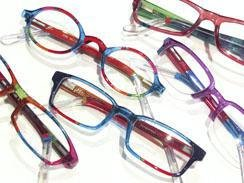 Designer Prescription Glasses and Lenses