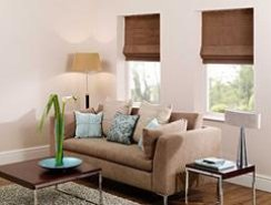Roman Blinds from Mpumalanga Blinds & Flooring