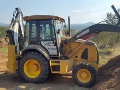 BELL 315SK 4x4 TLB from Ikotwe Plant Hire