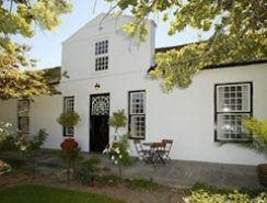 Goedemoed: Cape Dutch country guest house - Paarl