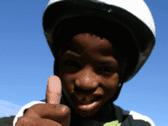 Sponsor a child in South Africa