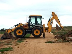 TLB 4CX Hire Eastern Cape
