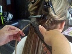 At Equilibrium Hair and Beautywe specialize in real human hair extensions