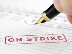 Assistance with strike management and conflict resolution
