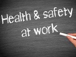 Implementation of legal compliance health and safety programmes