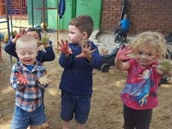 Social communication and interaction at Snipper-Snip Private School, Pretoria