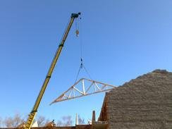 Lifting trusses
