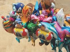A Huge Variety of Party Balloons in Rustenburg