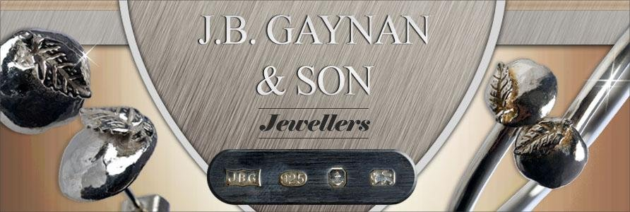 J B Gaynan and Son Jewellers.