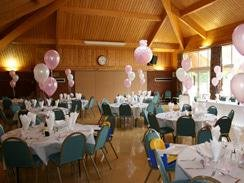 The Pavilion Room is ideal for a number of different events and functions