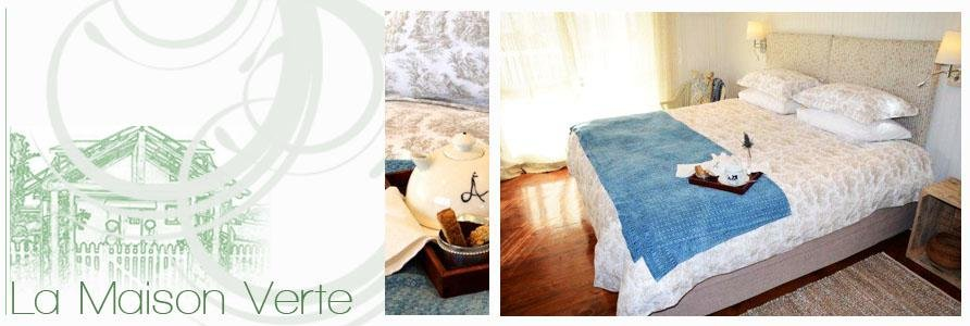 La Maison Verte - Self Catering accommodation in Knysna