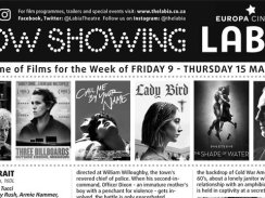 Oscar movies at The Labia Theatre and Cinema