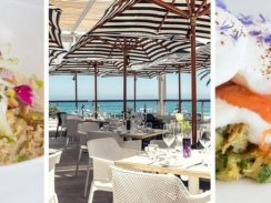Breakfast Served with Sea Views at Bilboa.