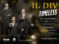 IL Divo in South Africa 2018
