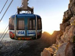 Table Mountain Cableway Sunset Special