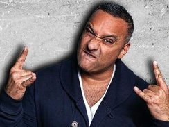 Russell Peters Deported World