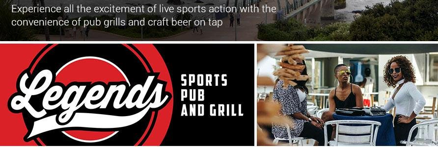 Legends Sports Pub & Grill