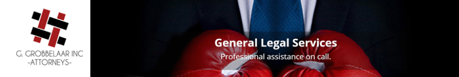 G Grobbelaar Inc. Attorneys | Ballito