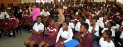 Project Dignity visits Brookdale School