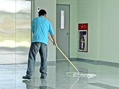 Cleaning products hospitality industry