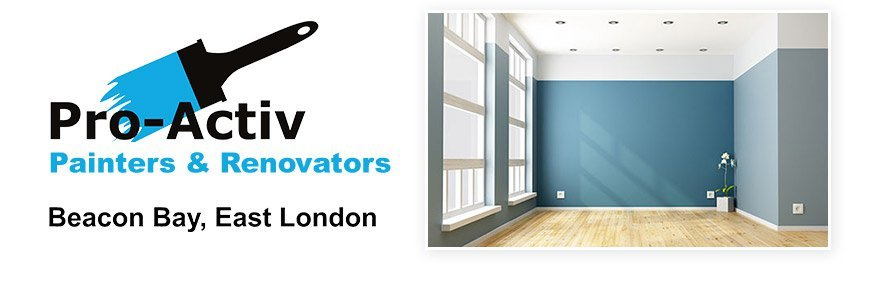 Pro-Activ Painters & Renovators East London