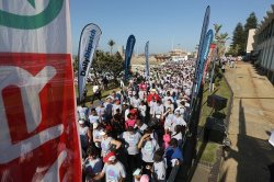 Arrival of spring celebrated at fun run