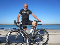 Top British cycling commentator honoured