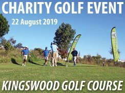 Charity Golf Day Event Activity in George