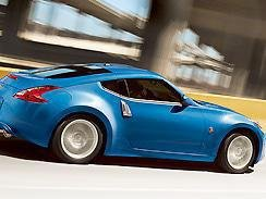 Nissan 370Z Roadster Gordons Bay
