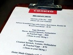 Cooked - The Kitchen on Route 40