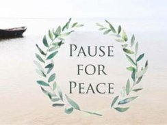 Pause for Peace – Meditation Workshop – Free