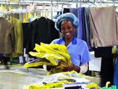 The friendly staff at Sanibonani Dry Cleaners