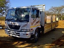8 Ton Truck from Ikotwe Plant Hire