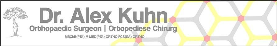 Dr Kuhn – Orthopaedic Surgeon