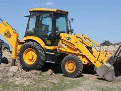 JCB TLB from Ikotwe Plant Hire