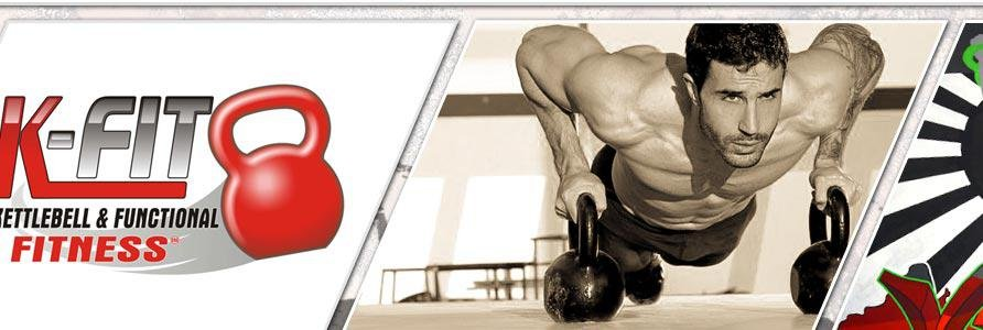 K-Fit Kettlebell & Functional Fitness