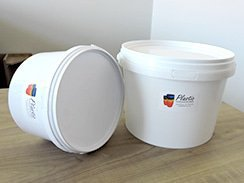 Pail and lid Mpumalanga