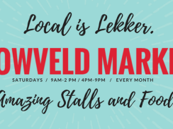 The Lowveld Market – 22 Sep